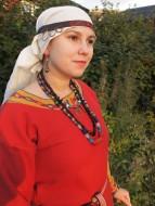 Восточнославянская женщина 10 век